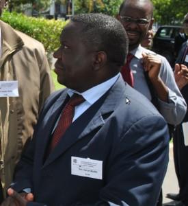 Foreign Affairs Minister, Harry Kalaba,