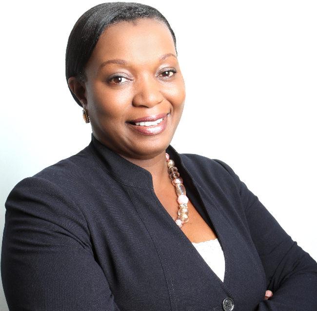 ZICTA managing director Margaret Mudenda