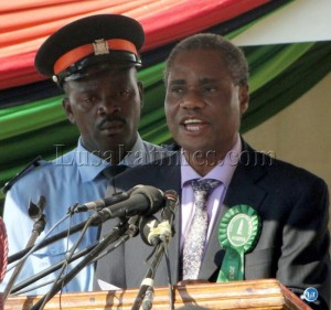 Minister of Commerce,Trade and Industry Emmanuel Chenda