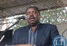 FILE: Independent Churches of Zambia President Bishop David Masupa