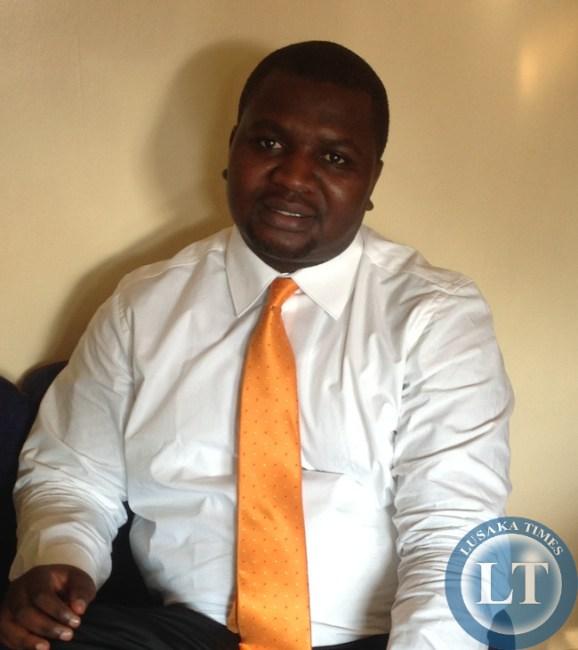 Rapheal Nakacinda-Communications Director- Office of the President-MMD