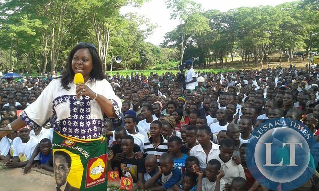 Maureen Mwanawasa