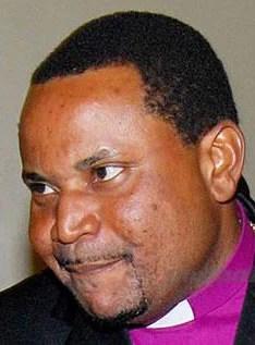 Orthodox Church Bishop Edward Chomba