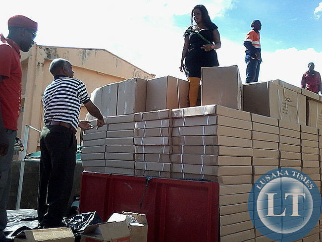 Political Activist Saunders looking for Pre-marked Ballot Papers