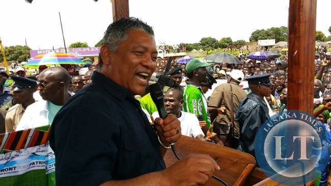 Given Lubinda prepares the audience for the Lukulu Rally