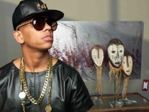 South African Rapper Da L.E.S