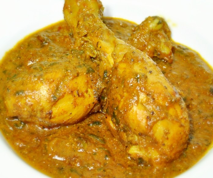 Chicken curry lsk times