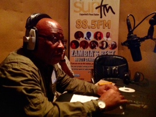 Nevers Mumba on Sun FM