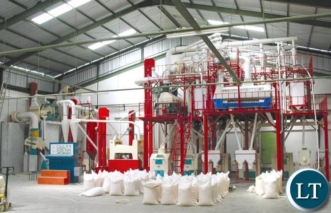Milling Plant