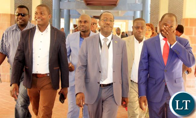 Kaizer Zulu Court Aides