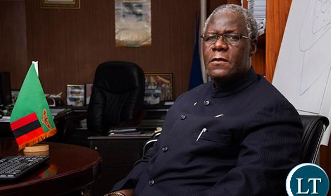 CBU Vice Chancellor Naison Ngoma