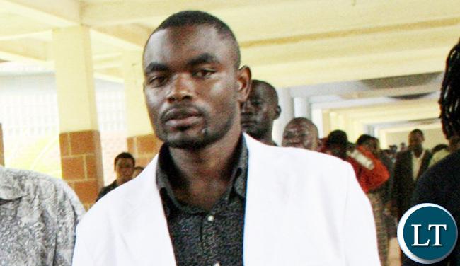Clifford Dimba, alias General Kanene