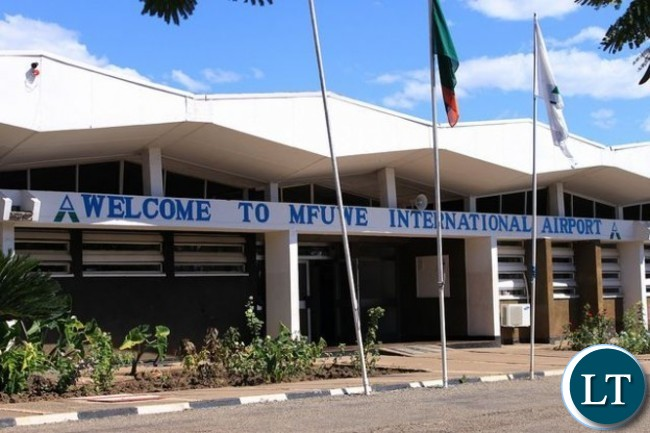 Zambia : Mfuwe Airport US$122 million tender awarded to a