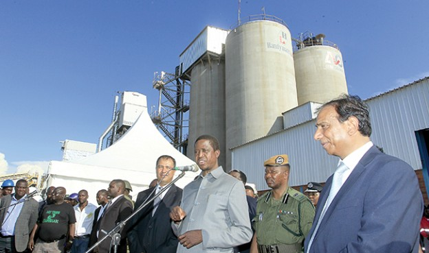 President Lungu in Masaiti
