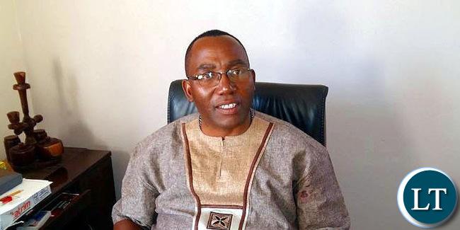 MMD Acting spokesperson Reuben Sambo