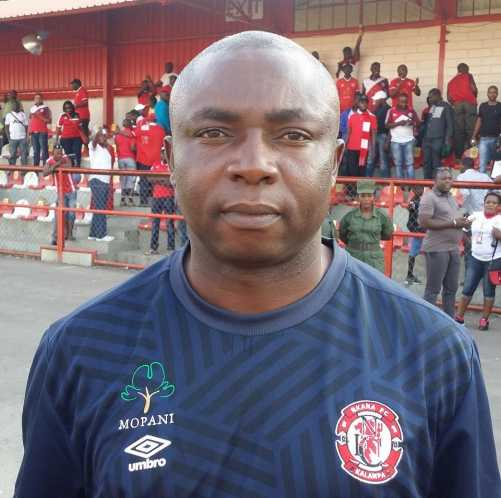 NATIONAL team assistant coach Aggrey Chiyangi