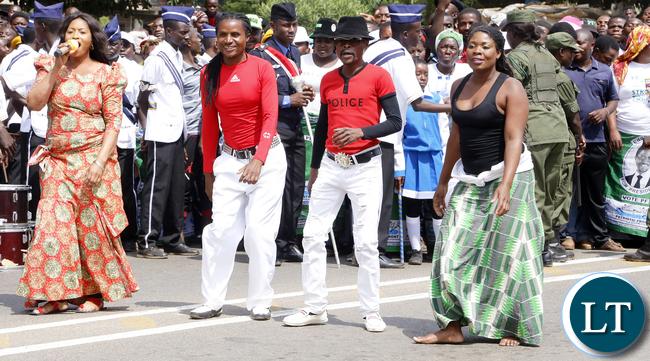 Amayenge Banda at Labour