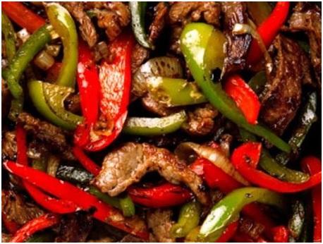 Beef stir fry recipe 2