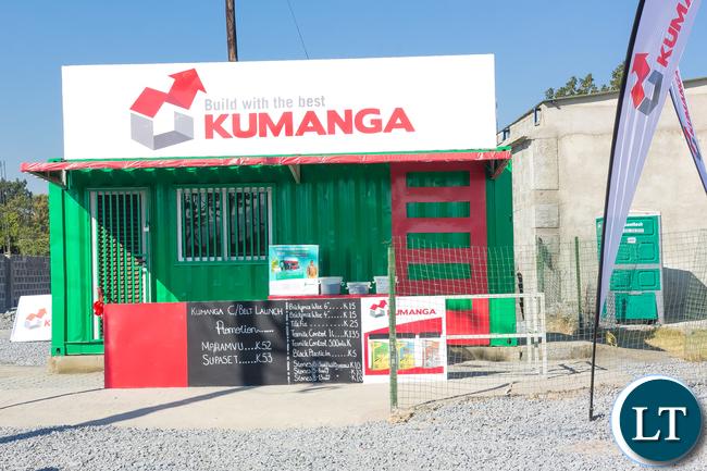 Kumanga Container Shop