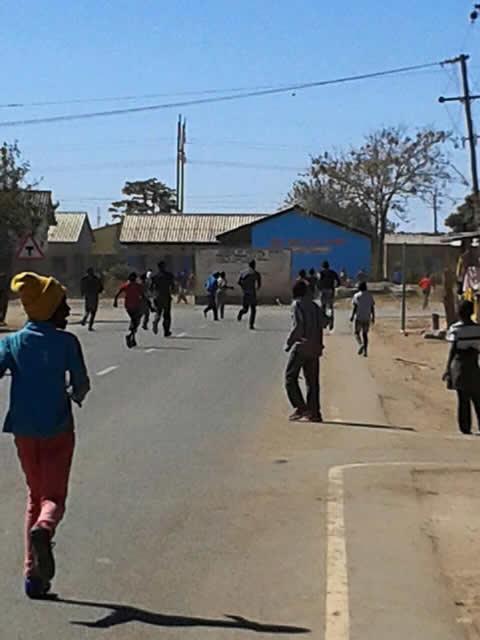 Chawama violence