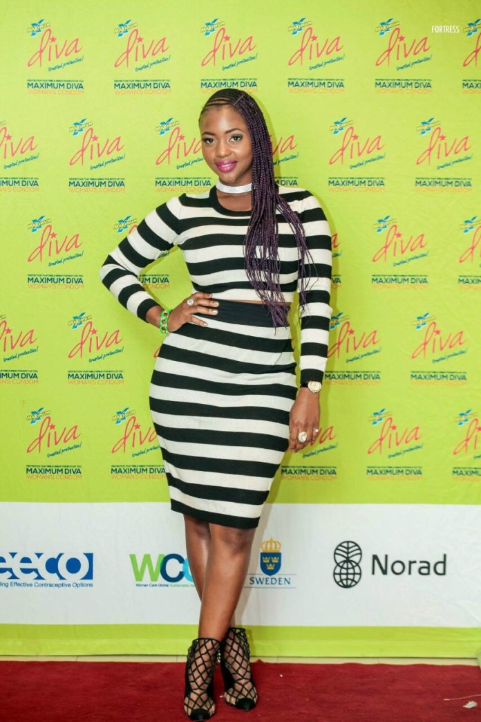 Cleo Ice Queen Society For family health Maximum DIVA Brand Ambasaddor 2