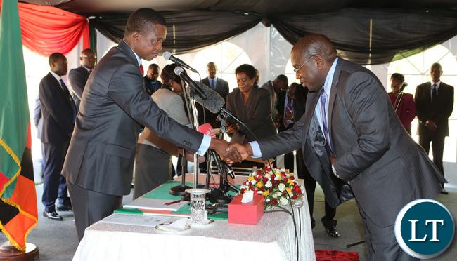 Minister of Health Dr Chitalu Chilufya