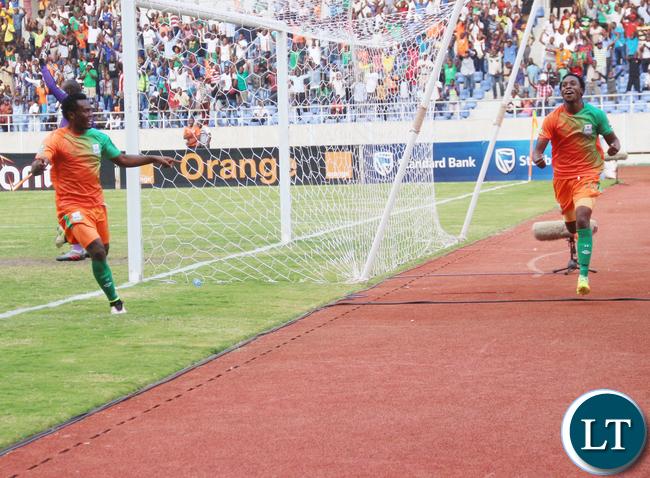 ZESCo Scores the first Goal