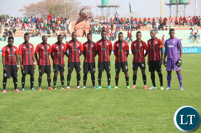Highlights Barclay's Bank Cup 2016 Edition Quarter Final: Zanaco vs Kabwe Warriors at Nkoloma stadium on Saturday, 17th September 2016.