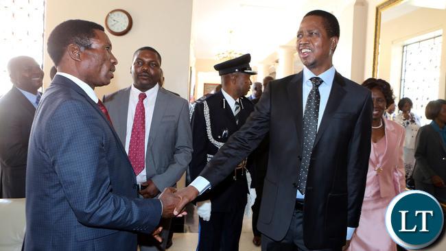 Katambi Minister of Livestock