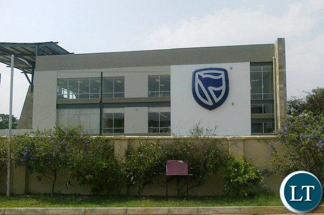 Stanbic Bank Zambia Headquarters