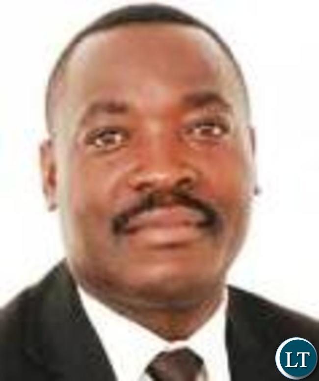 Bangweulu Member of Parliament Anthony Kasandwe