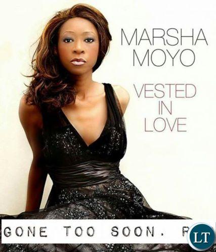 Marsha Moyo