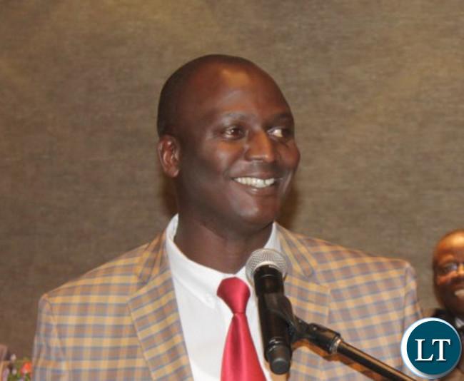 PARLIAMENTARY Chief Whip Richard Musukwa