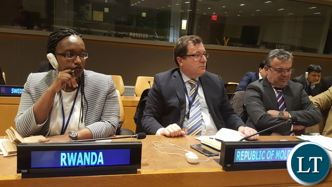 LLDCs heads of mission