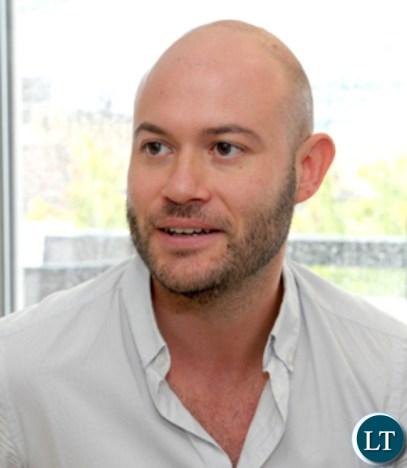 Lawyer Oliver Holland