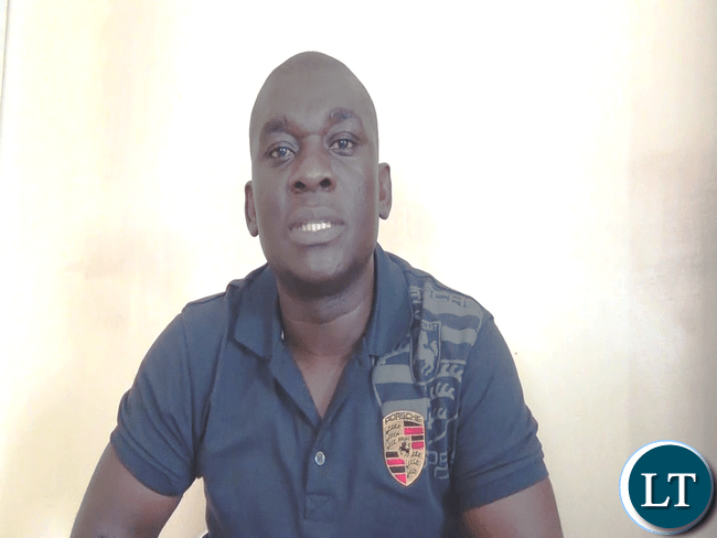 CRHE Executive Director Amos Mwale