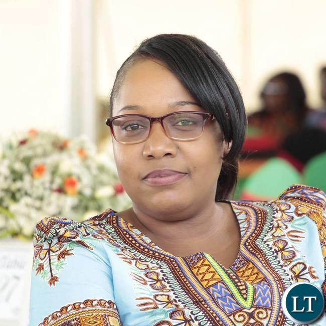 Former ZNBC Reporter Inutu Mwanza is new the Press Secretary at the Zambian Mission in Addis Ababa