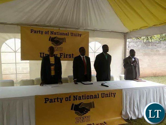 The Interim Leadership of the Party for National Unity