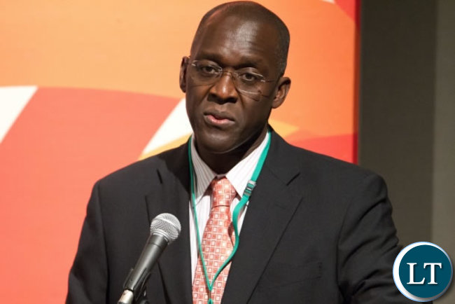 World Bank Vice President for The African Region, Makhtar Diop