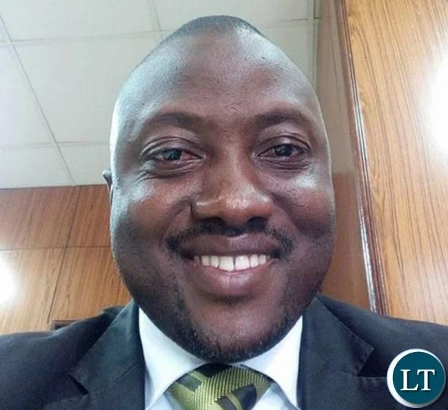 KABWE Central member parliament Tutwa Ngulube