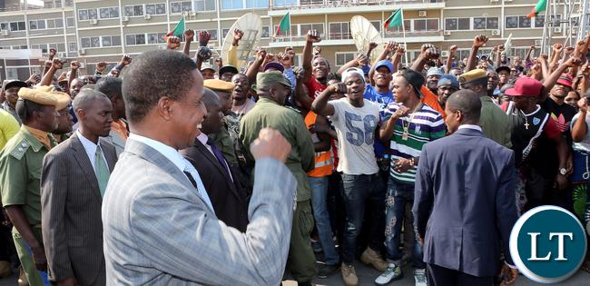 President Lungu Travel To Angola
