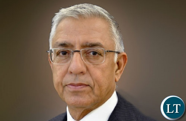 edanta Resources Group Chief Executive Officer (CEO), Mr. Kuldip Kaura