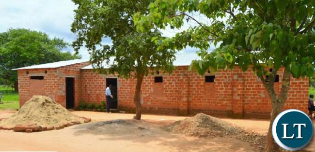 United Church of Zambia (UCZ) Chiwema Congregation in Mumbwa district