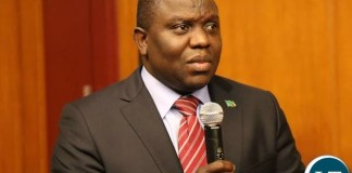 Foreign Affairs Minister Harry Kalaba