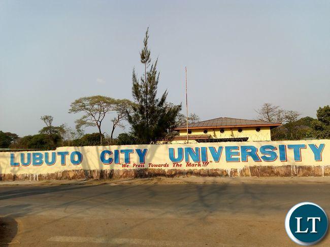 Lubuto University of Luanshya