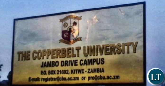 CBU Jambo Drive Campu