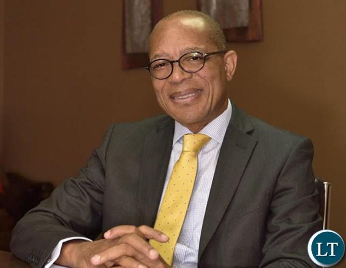 Dr Lawrence Sikutwa
