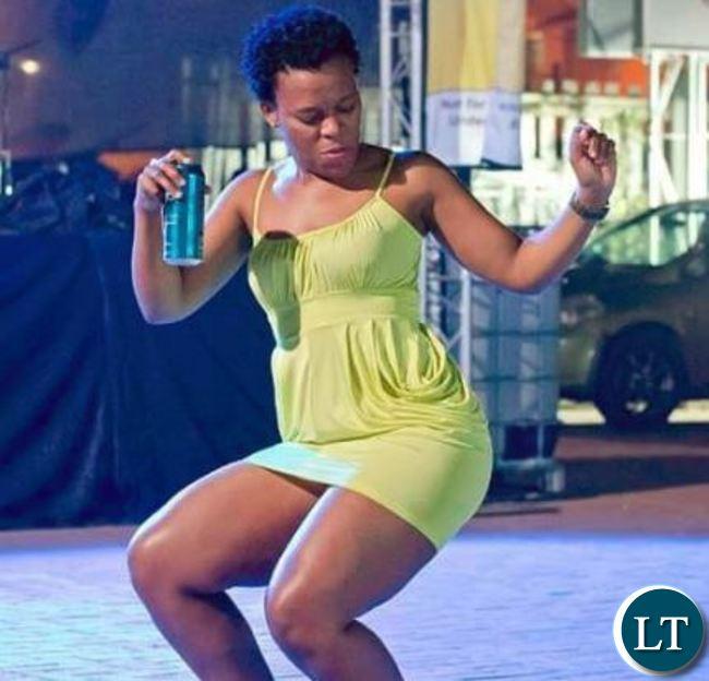 Controversial dancer Zodwa Wabantu