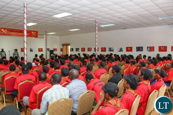 Socialist Party's Launch and Unveiling of it's party Presidential candidate for 2021 Elections