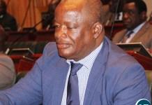UPND Monze member of parliament Jack Mwiimbu